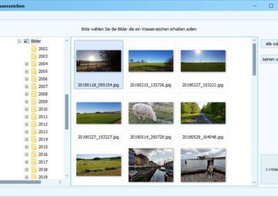 Copyright für Bilder - Wasserzeichen Pro