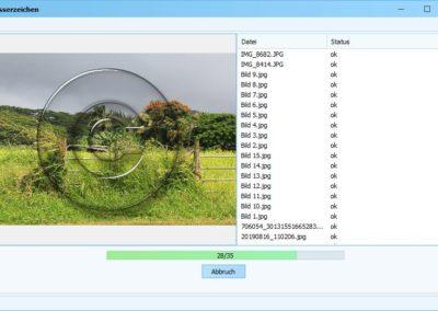 Bilder schützen mit Wasserzeichen Pro