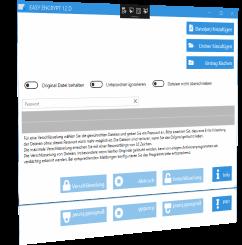 Easy Sync - Datensicherung und Synchronisation