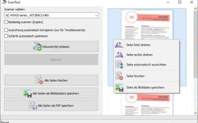 Scan 2 PDF – Update